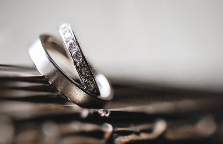 長く愛せる指輪が手に入って、本当によかったと思います。