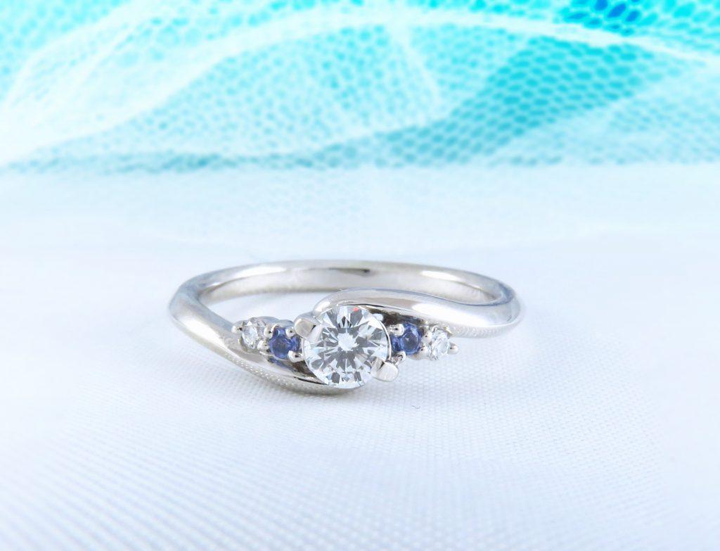 指輪は高品質でお手頃です。 親切に対応していただきました!