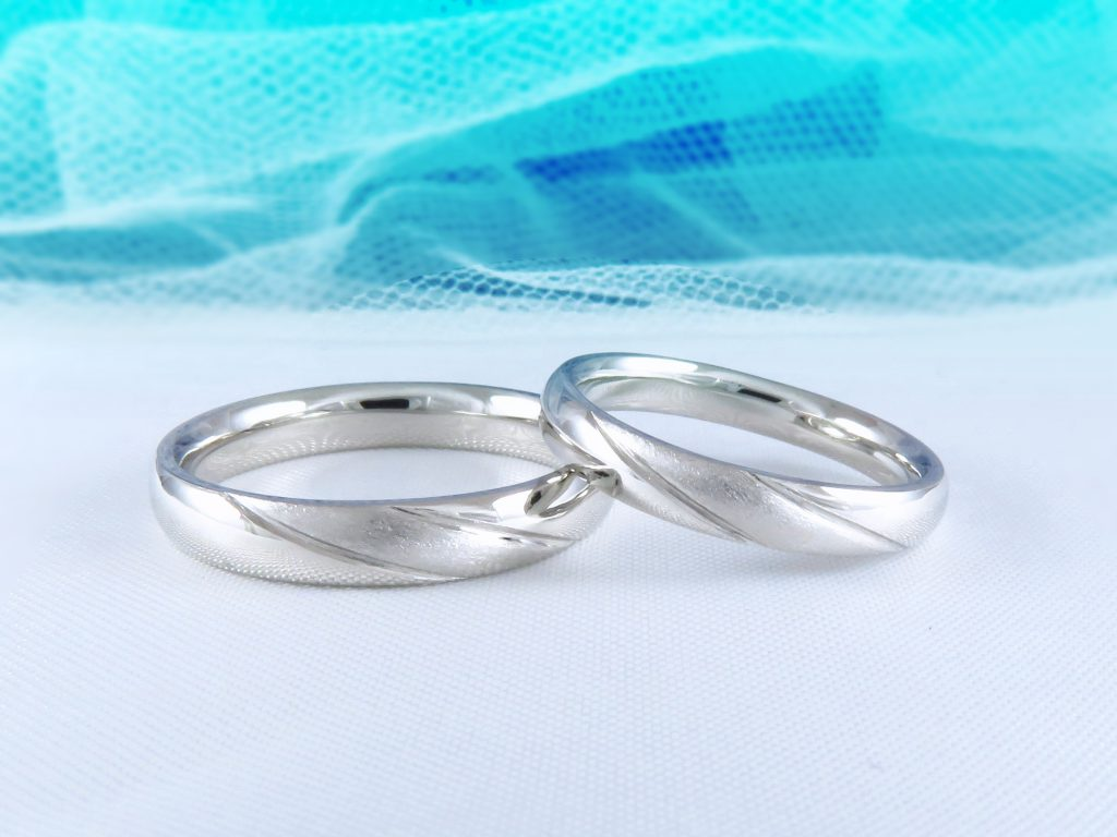 世界にたった1つだけの2人だけの指輪